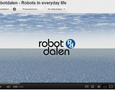 IBC Robotics featured in a video from Robotdalen