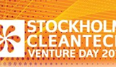 IBC Robotics nominated for the Cleantech Venture Day 2012 in Stockholm